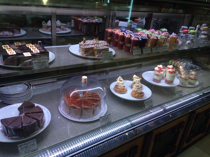 ジェルボーのケーキ